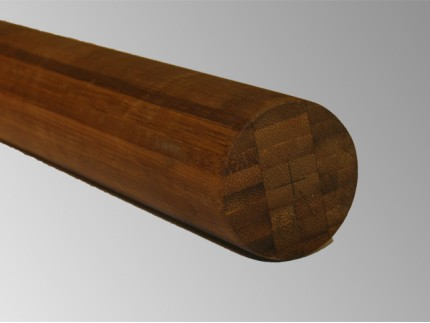70mm Round Bamboo Post