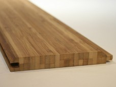 Solid Bamboo Wall Siding